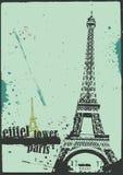De toren van Eiffel Stock Foto's