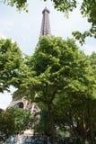 De Toren van Eiffel, het symbool van Parijs - Frankrijk Royalty-vrije Stock Afbeelding