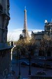 De toren van Eiffel, het symbool van Parijs Royalty-vrije Stock Foto's
