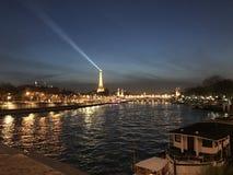 De Toren van Eiffel stock fotografie