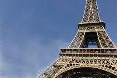 De Toren van Eiffel op een grote de zomerdag Royalty-vrije Stock Afbeelding