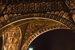 De toren van Eiffel. Parijs Royalty-vrije Stock Afbeeldingen