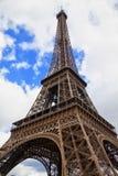 De Toren van Eiffel, Parijs Stock Afbeelding