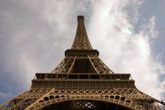 De Toren van Eiffel - Parijs Stock Afbeelding