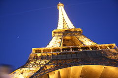 De Toren van Eiffel, Parijs Royalty-vrije Stock Foto's