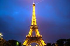 De Toren van Eiffel parijs Royalty-vrije Stock Afbeeldingen
