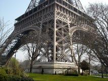 De Toren van Eiffel (Parijs/Frankrijk) Royalty-vrije Stock Foto's
