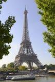 De Toren van Eiffel, Parijs, Frankrijk Royalty-vrije Stock Fotografie