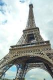 De Toren van Eiffel, Parijs stock afbeeldingen