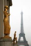 De Toren van Eiffel van   Royalty-vrije Stock Fotografie