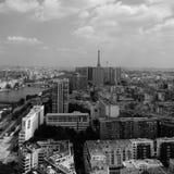 De Toren van Eiffel van de Impuls DE Parijs Stock Foto's