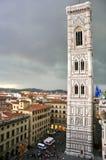 De toren van Florence stock foto