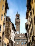 De toren van Florence Royalty-vrije Stock Afbeelding