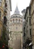 De toren van Galata Royalty-vrije Stock Fotografie