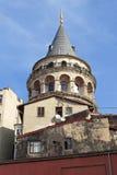 De Toren van Galata Stock Afbeeldingen