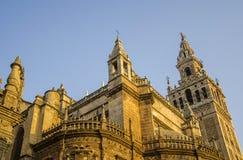 De Toren van Giralda Stock Fotografie