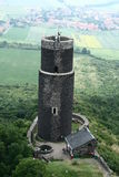 De toren van Hazmburk Royalty-vrije Stock Foto