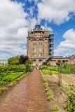 De toren van het Ancentwater in Dordrecht, Nederland Royalty-vrije Stock Afbeeldingen