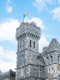 De Toren van het Ashfordkasteel in Ierland royalty-vrije stock foto's