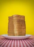 De toren van het brood stock foto