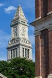 De Toren van het douanehuis in Boston Royalty-vrije Stock Afbeelding