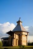 De toren van het horloge Stock Foto's