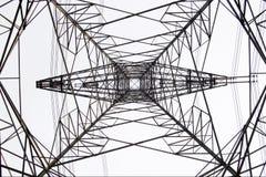 De toren van het ijzer Stock Foto's