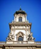 De toren van het kasteel Royalty-vrije Stock Afbeeldingen