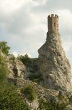 De toren van het kasteel Royalty-vrije Stock Foto's