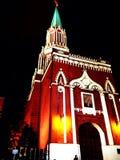 De toren van het Kremlin Stock Afbeelding