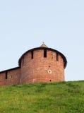De toren van het Kremlin Rusland Stock Afbeelding