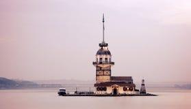 De Toren van het meisje Royalty-vrije Stock Foto