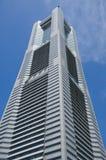 De Toren van het oriëntatiepunt in Yokohama Stock Afbeeldingen