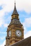 De toren van het Parlement Stock Foto