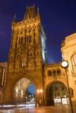 De toren van het poeder Royalty-vrije Stock Fotografie