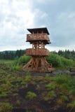 De toren van het Soumarske raseliniste vooruitzicht Royalty-vrije Stock Afbeelding
