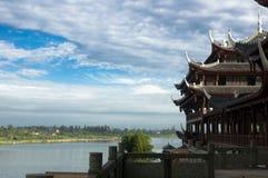 De toren van het uitzicht Royalty-vrije Stock Fotografie