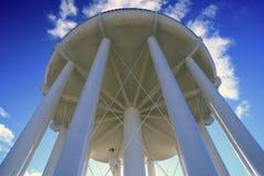 De Toren van het water. Stock Afbeelding