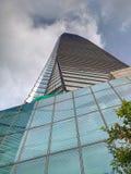 De toren van HK icc Stock Foto