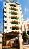 De Toren van India stock foto's