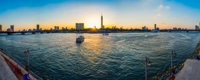 De Toren van Kaïro Stock Afbeelding