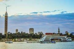 De Toren van Kaïro Royalty-vrije Stock Foto