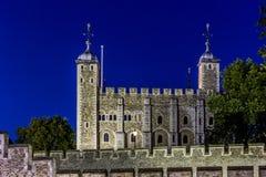 De Toren van Londen Royalty-vrije Stock Foto's