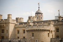 De toren van Londen Stock Afbeeldingen