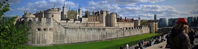 De Toren van Londen Royalty-vrije Stock Afbeeldingen