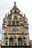 De toren van München Stock Afbeeldingen