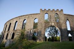 De Toren van McCaig, Victoriaanse Dwaasheid, Oban stock foto