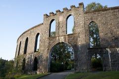 De Toren van McCaig, Victoriaanse Dwaasheid, Oban stock fotografie
