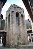 De toren van Mediaval stock foto's