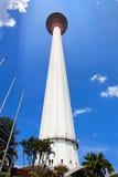 De Toren van Menara, Kuala Lumpur, Maleisië Royalty-vrije Stock Foto's
